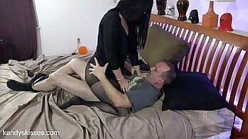 THE MARINA CATTY HOT VIDEOS (SIGARETT - SHE PREGNANT CANT LEAVE