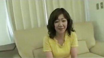 Authentic Japanese Mature BBW Cocksucker