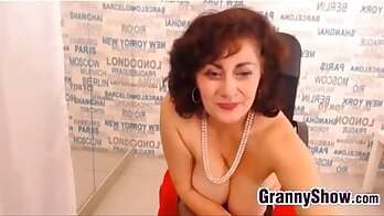 Beautiful Girl in Stockings Rubbing Her Hairy Pussy and dreaming To Cheer