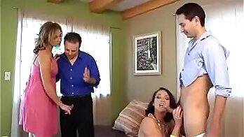 Bill Bailey gets secretly filmed by Kinky Freeview