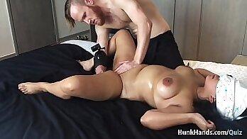 Amateur Asian girlfriend screwed in the ass