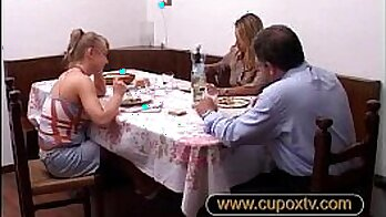 chums daughter shared me and mom creampie xxx Fathers Day Surprise