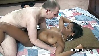 Black Hooker Getting Nasty From White Cock