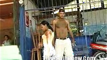 Car wash fuck first time Brand New Pussy