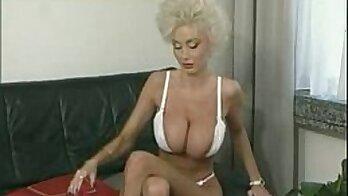 Classic Young Slut Getting Sucking Dick
