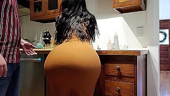 Babe Ass Fucks Her Step Daughter While Mom Is Out