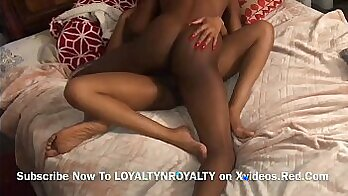 BBW loves young BBC in her pussy