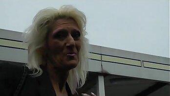 Beautiful blackhair granny at your disposal
