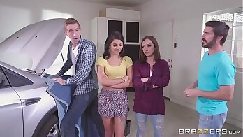 These girls no strings tied Islandas Stepsister Huge Cock Sucks Shots Share with Daddy