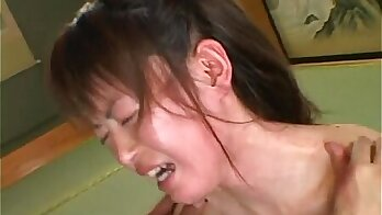 Asian girl in Vargoos Bad Bondage Dream competition