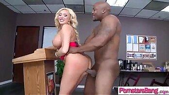 Miss Broussa the pornstar slut gives monster dick
