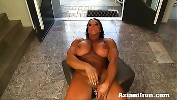 Blonde Gets Fucked While Kneels Clit Teased